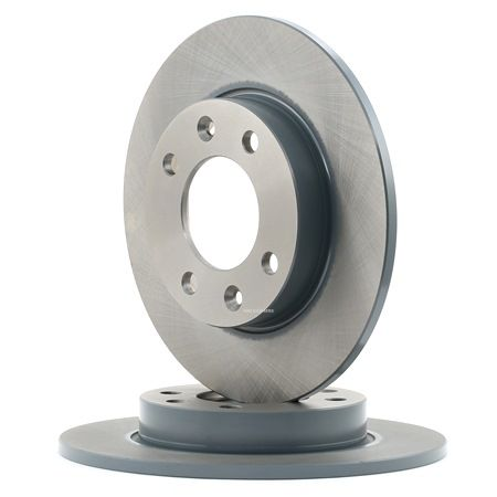 Brake Disc 21966 with an exceptional FEBI BILSTEIN price-performance ratio