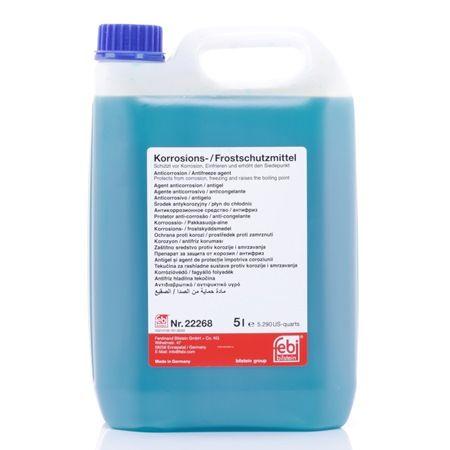 Anti-vries / koelvloeistof 22268 MERCEDES-BENZ SLR met een korting — koop nu!