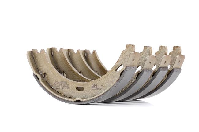 Bremsbackensatz, Feststellbremse 26150 — aktuelle Top OE A4144200320 Ersatzteile-Angebote