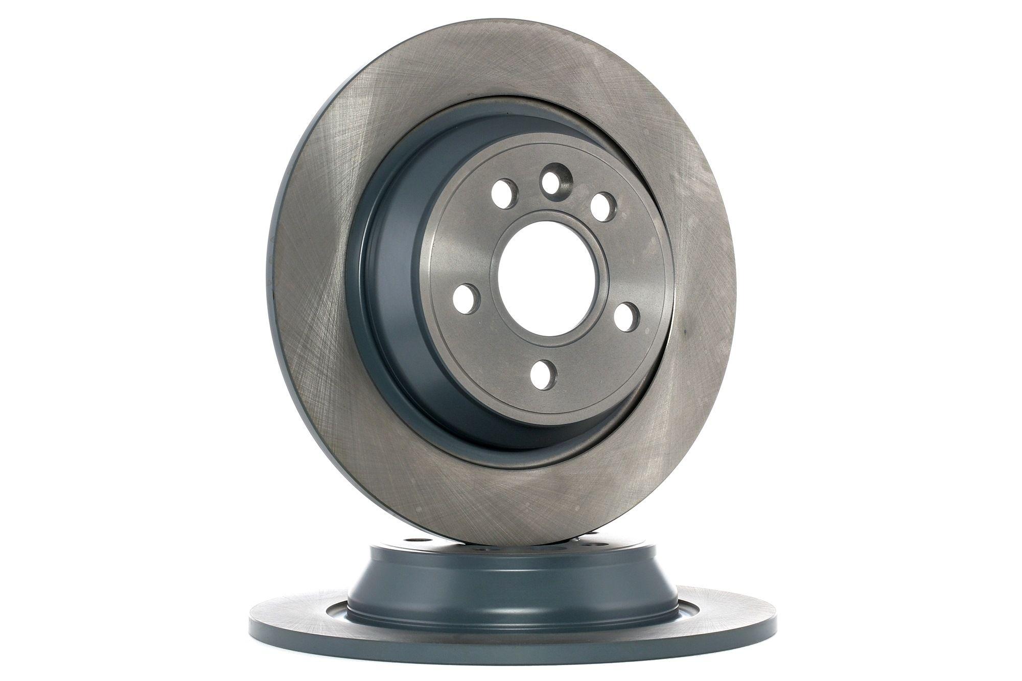 FEBI BILSTEIN Brake Disc 30721