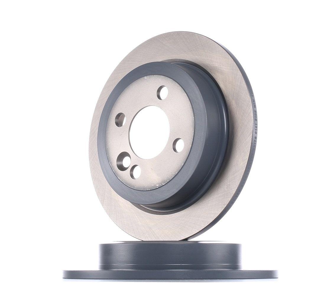 FEBI BILSTEIN: Original Bremsscheibe 32176 (Ø: 259,0mm, Bremsscheibendicke: 10mm)