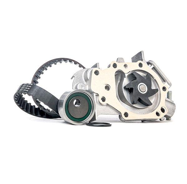 FEBI BILSTEIN 32736 : Pompe à eau + kits de courroies moteur pour Twingo c06 1.2 2006 58 CH à un prix avantageux