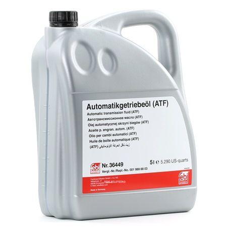 Getriebeöl 36449 — aktuelle Top OE 001 989 6803 Ersatzteile-Angebote