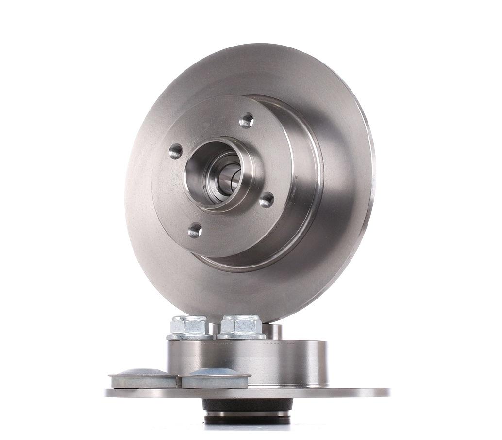 Achetez Disque de frein SNR KF155.77U (Ø: 240mm, Nbre de trous: 4, Épaisseur du disque de frein: 8,1mm) à un rapport qualité-prix exceptionnel