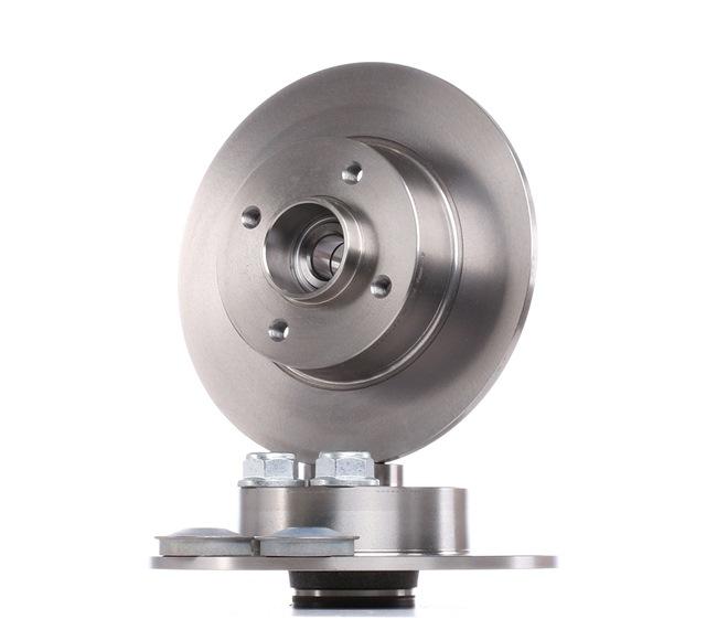 SNR Bremsscheibe KF155.77U
