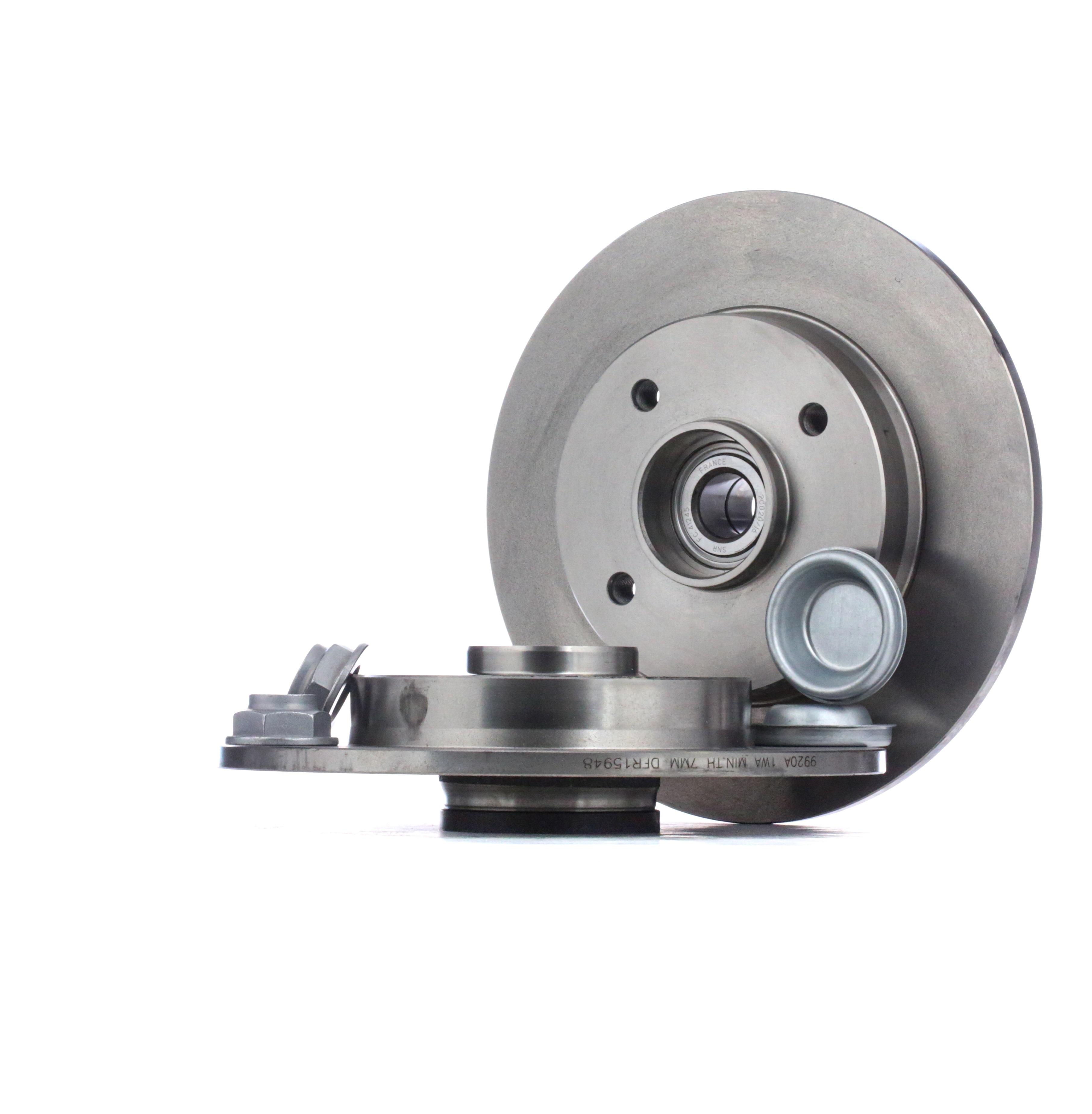 Achetez Disque SNR KF159.48U (Ø: 250mm, Nbre de trous: 4, Épaisseur du disque de frein: 9mm) à un rapport qualité-prix exceptionnel