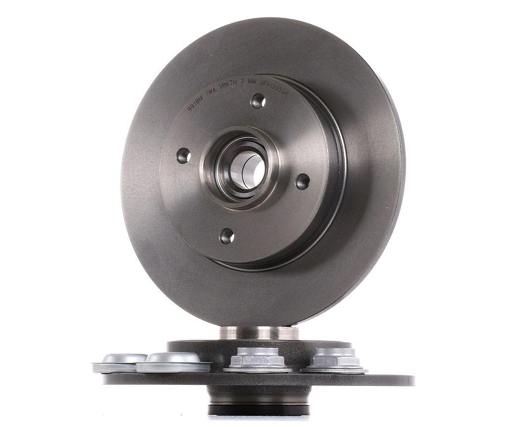 Achetez Disques de frein SNR KF159.57U (Ø: 250mm, Nbre de trous: 4, Épaisseur du disque de frein: 9mm) à un rapport qualité-prix exceptionnel