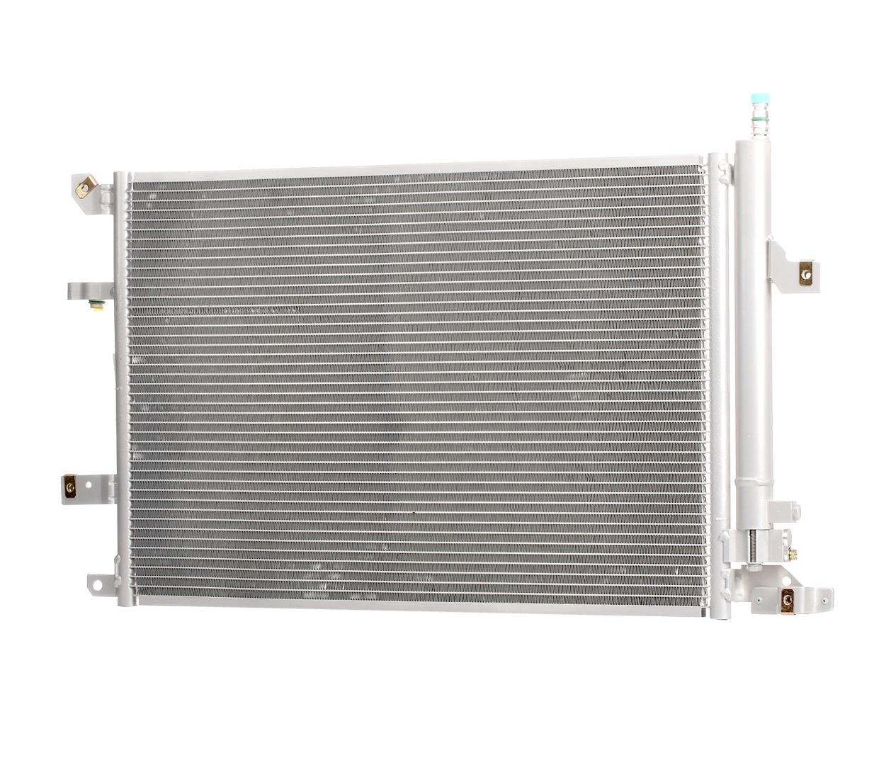 NISSENS: Original Klimakühler 940103 (Netzmaße: 635 x 428 x 16 mm)