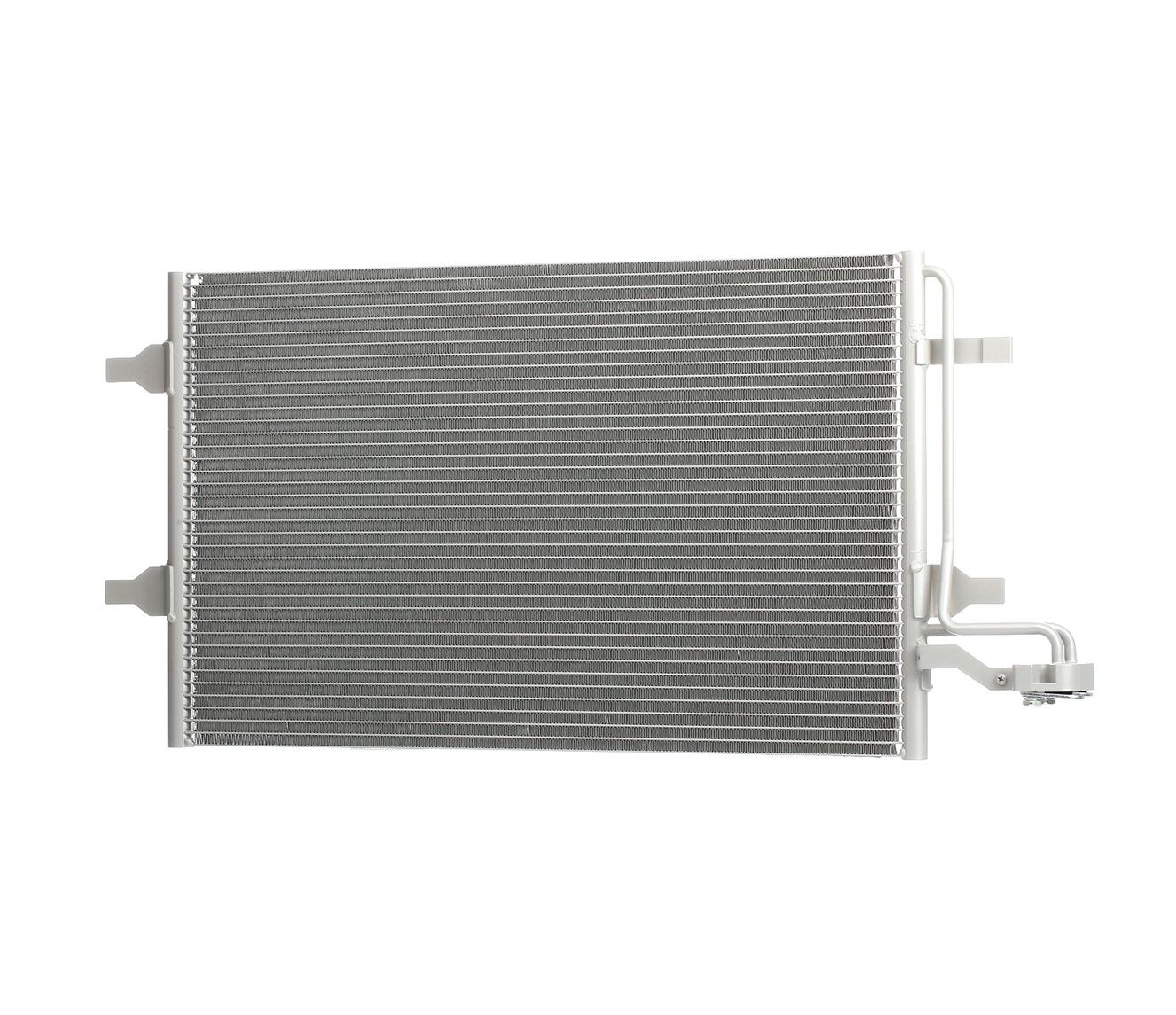 NISSENS: Original Kondensator Klimaanlage 940154 (Netzmaße: 660 x 373 x 16 mm)