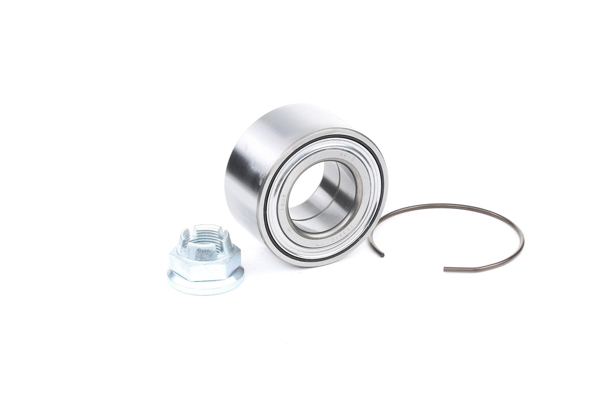 753910 NK Ø: 72mm, Inner Diameter: 36,9mm Wheel Bearing Kit 753910 cheap