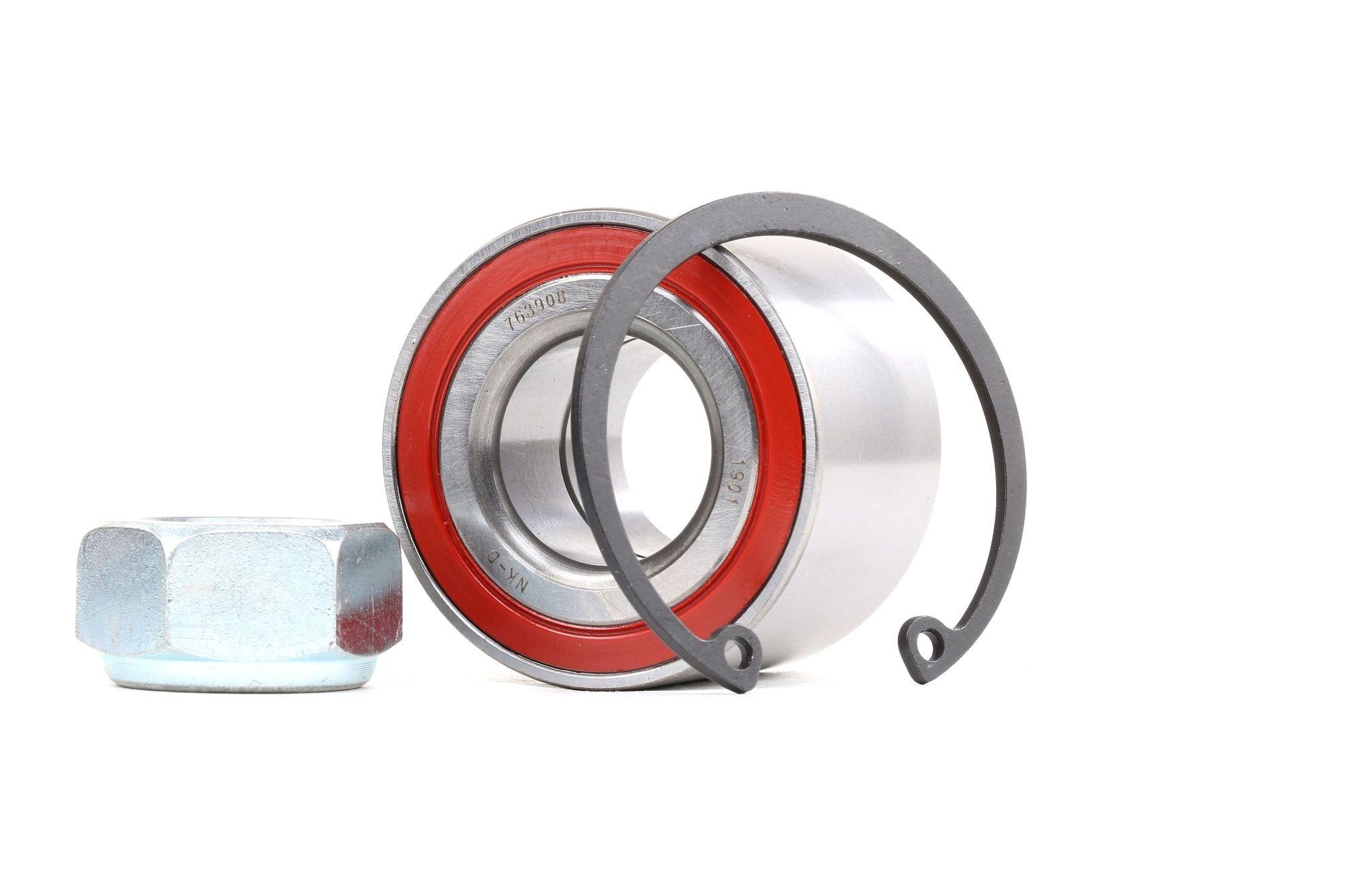 NK 763908 (Ø: 52mm, Diamètre intérieur: 25mm) : Roulements Twingo c06 2005