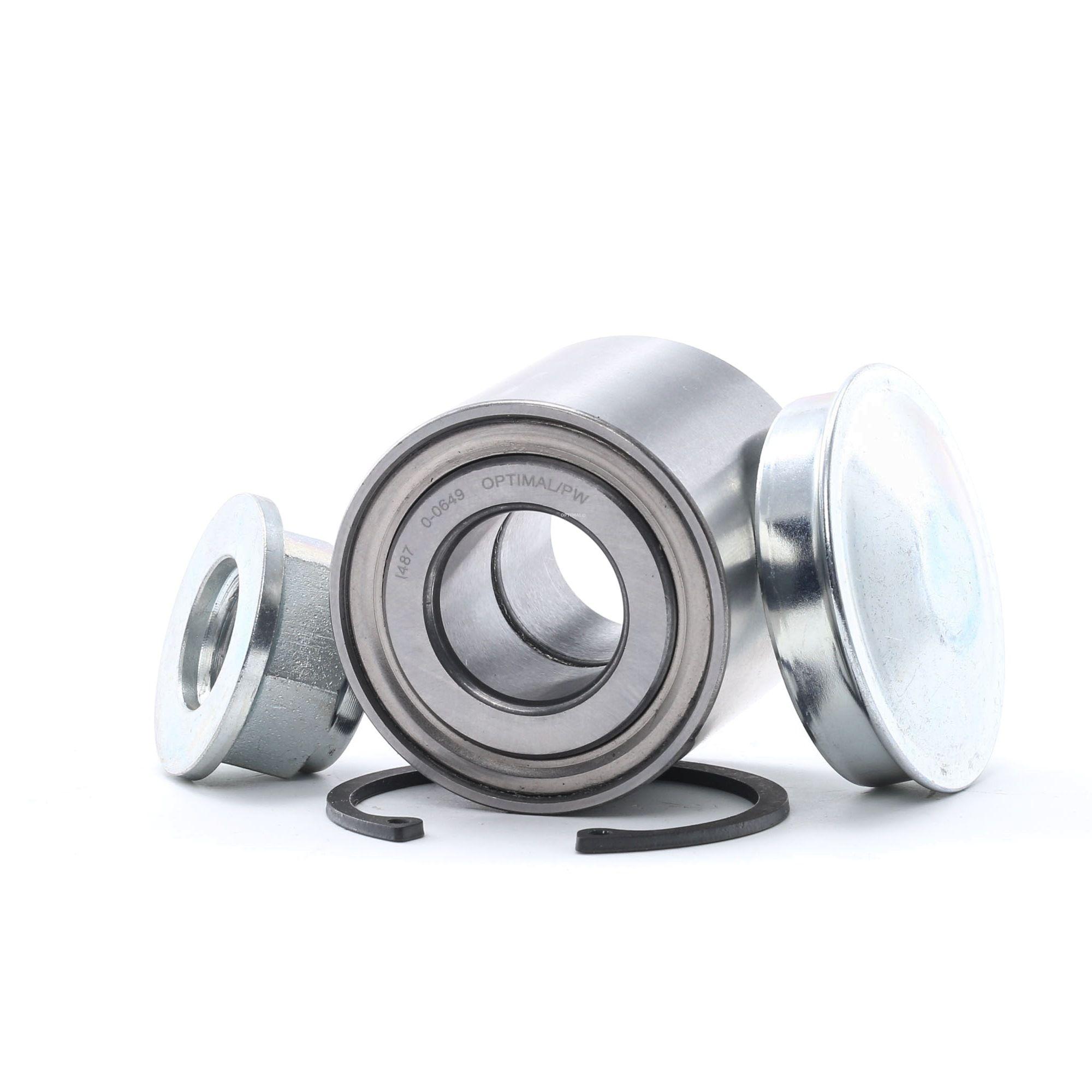 702983 OPTIMAL Ø: 55mm, Innendurchmesser: 25mm Radlagersatz 702983 günstig kaufen