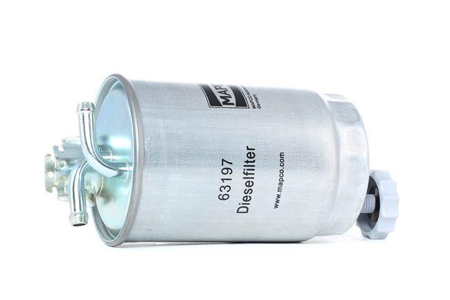 MAPCO Kraftstofffilter 63197