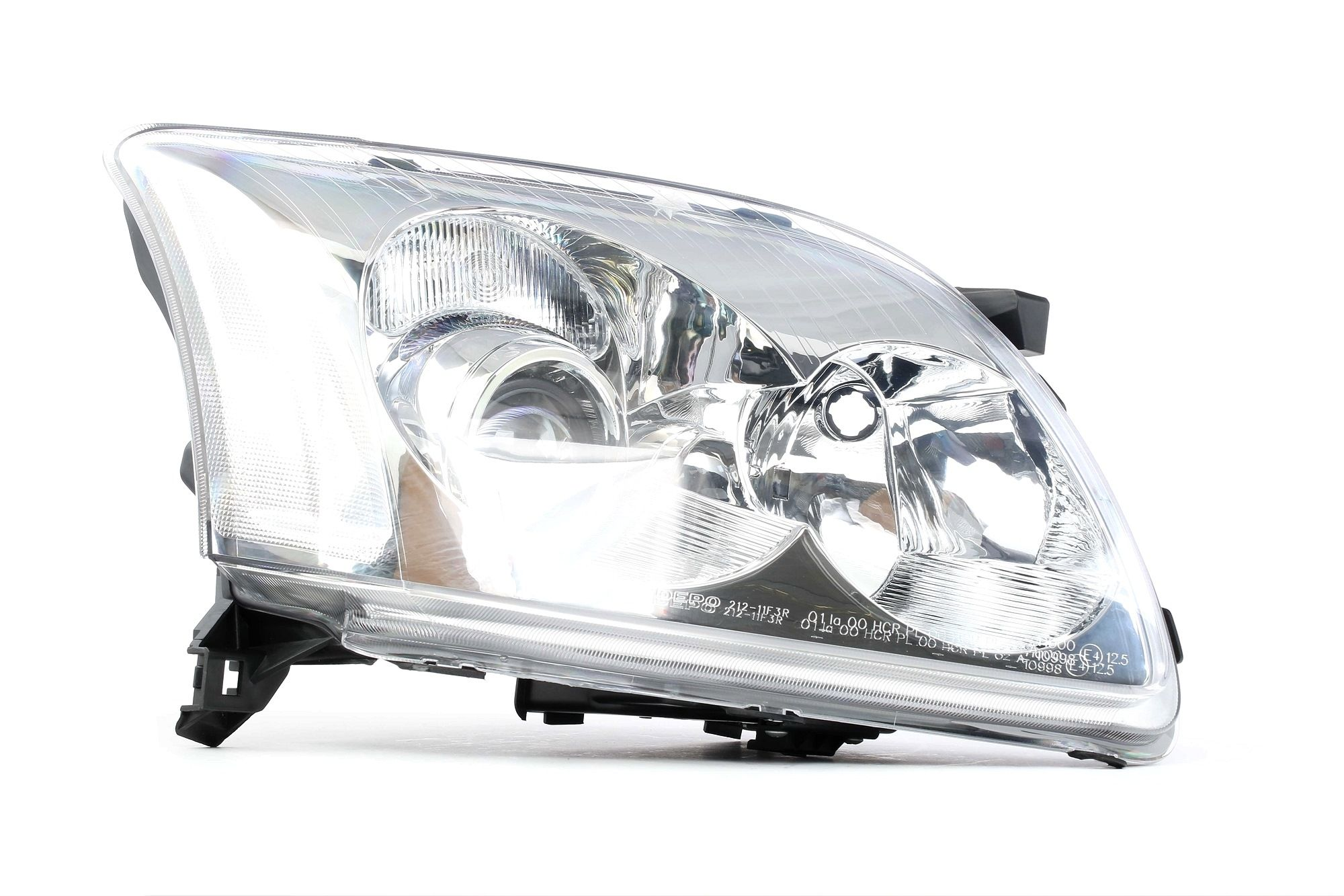 Headlamps 81 26 09 JOHNS — only new parts