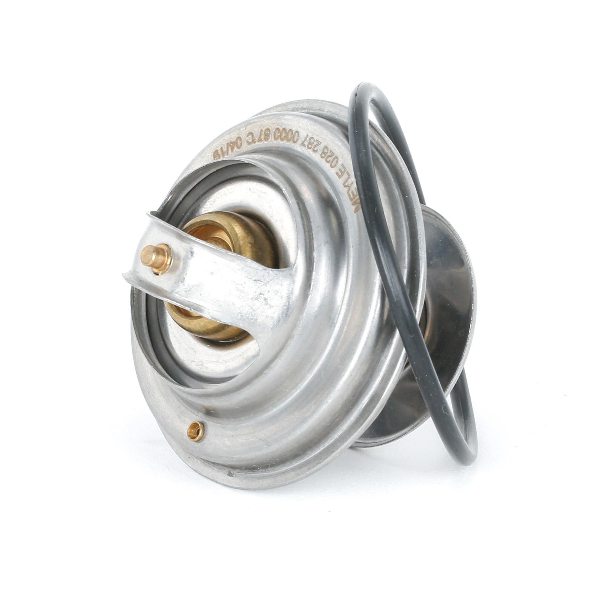 MTH0027 MEYLE Öffnungstemperatur: 87°C, mit Dichtung, ORIGINAL Quality Thermostat, Kühlmittel 028 287 0000 günstig kaufen