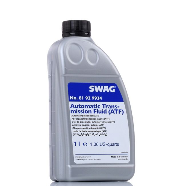 SWAG Olio cambio 81 92 9934