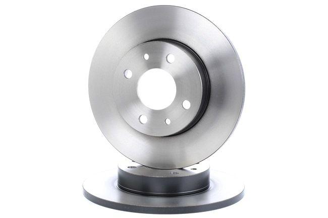 Disco freno DF1745 TRW Pagamento sicuro — Solo ricambi nuovi