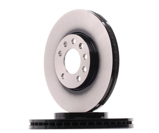 Original Комплект спирачни дискове DF2778S Лотус