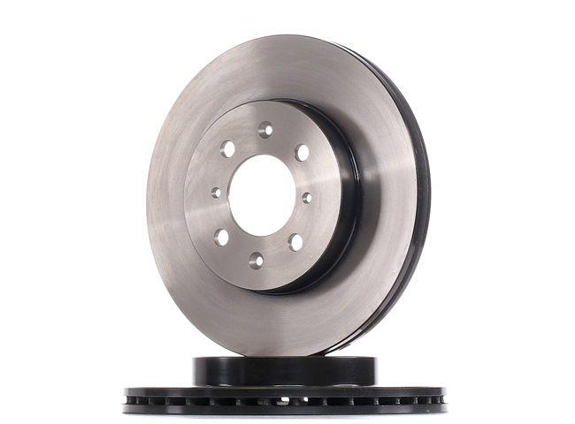 Original Комплект спирачни дискове DF3021 Лотус