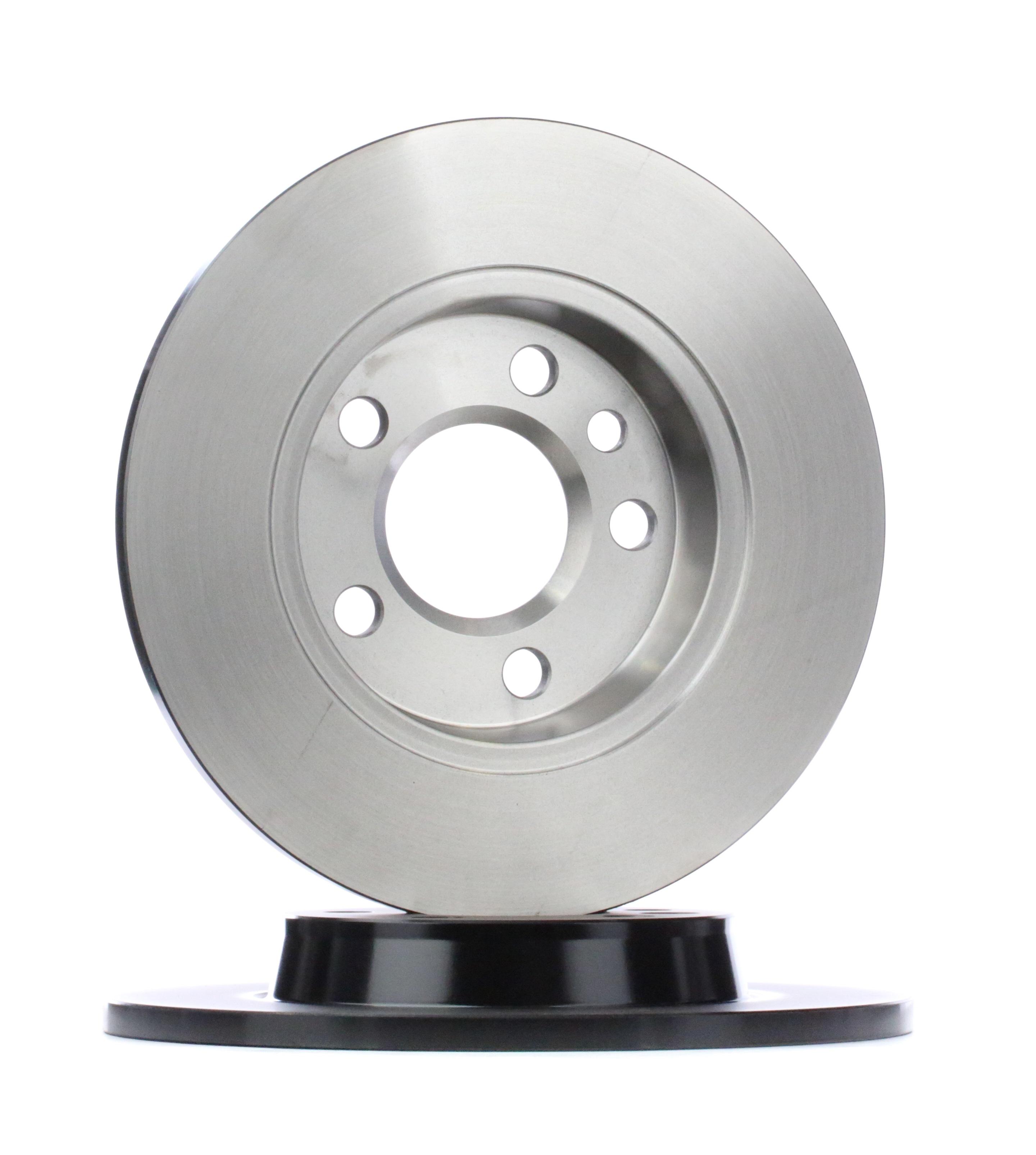 Achetez Disque TRW DF4047 (Ø: 280mm, Nbre de trous: 5, Épaisseur du disque de frein: 12mm) à un rapport qualité-prix exceptionnel