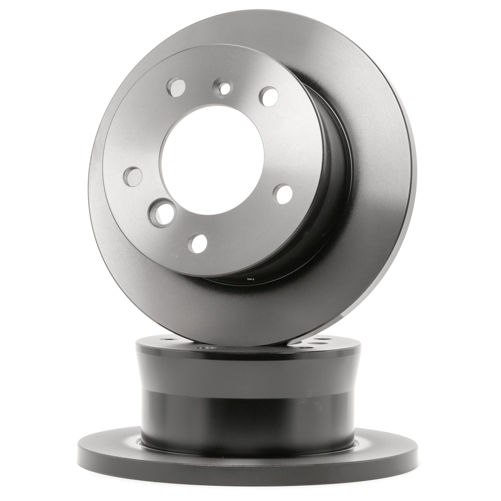 Achetez Disque TRW DF4088S (Ø: 272mm, Nbre de trous: 5, Épaisseur du disque de frein: 16mm) à un rapport qualité-prix exceptionnel