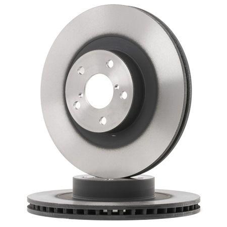 TRW Brake Disc DF4104