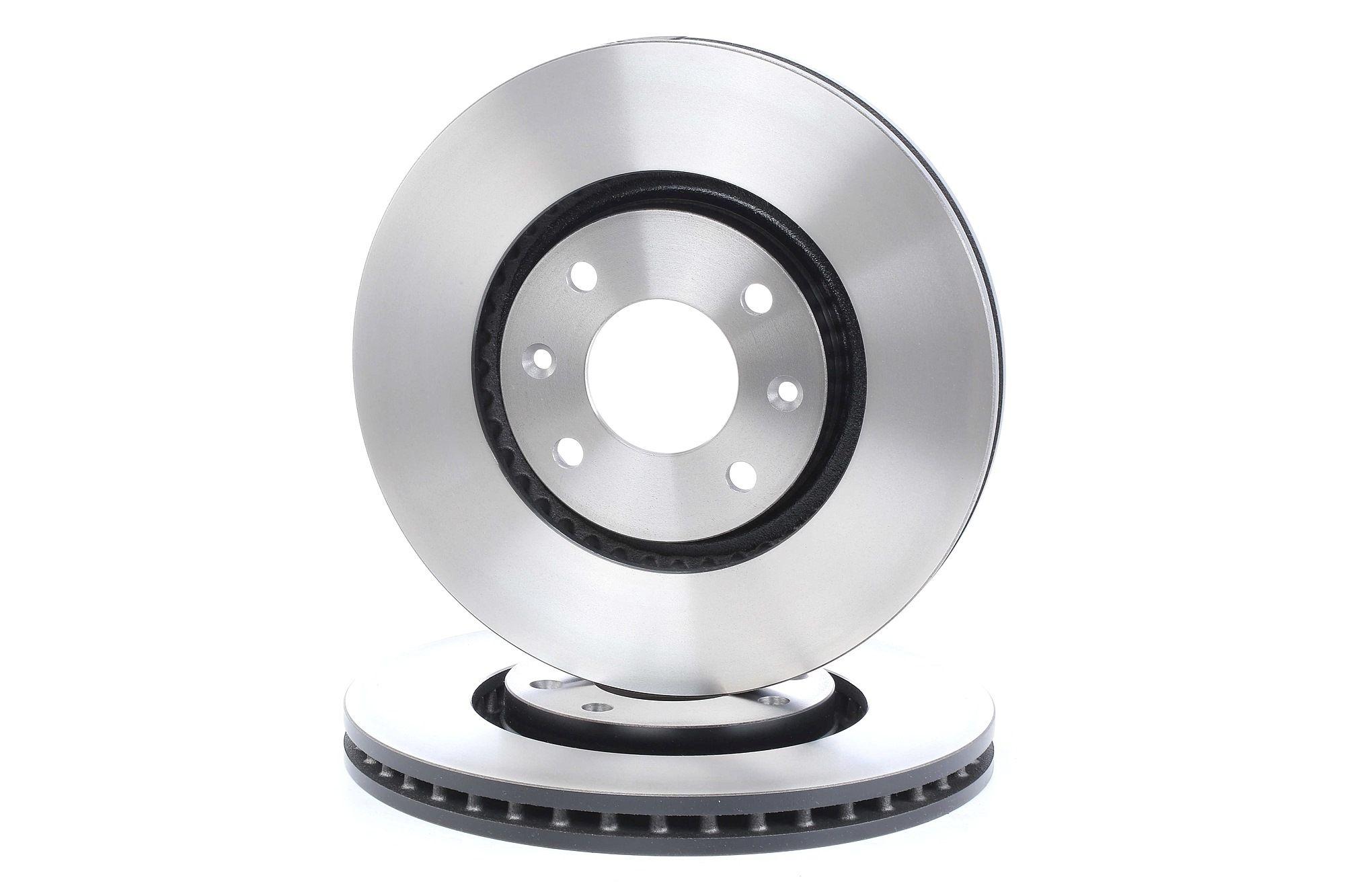 Achetez Disques de frein TRW DF4183 (Ø: 283mm, Nbre de trous: 4, Épaisseur du disque de frein: 26mm) à un rapport qualité-prix exceptionnel