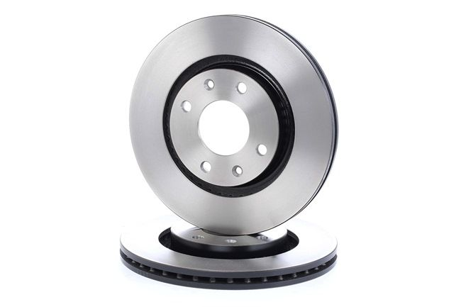 Brake Disc DF4184 with an exceptional TRW price-performance ratio