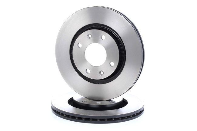 Disque de frein DF4184 à un rapport qualité-prix TRW exceptionnel