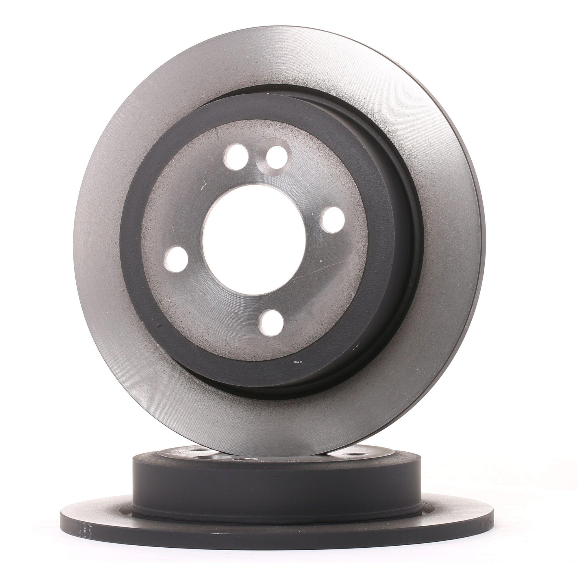 Originali Freni a disco DF4198 Mini