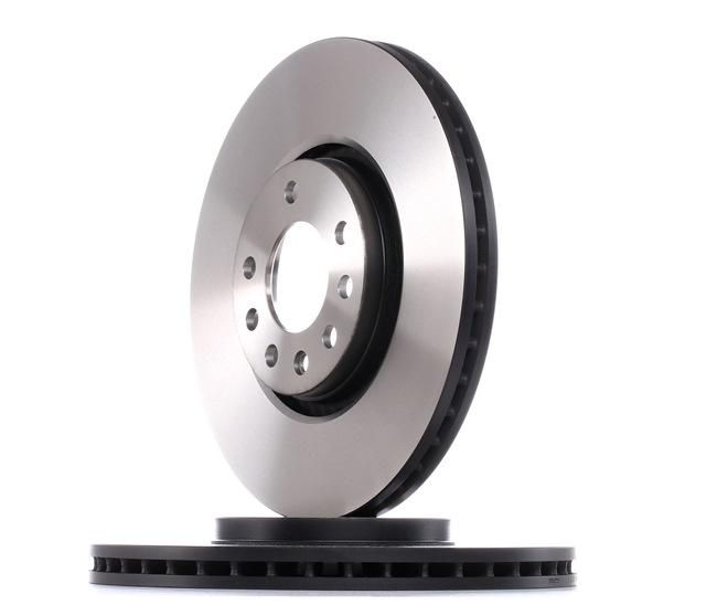 Original Комплект спирачни дискове DF4246 Опел