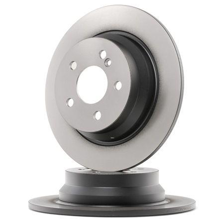 Bremsscheibe DF4263 — aktuelle Top OE 211.423.0712 Ersatzteile-Angebote