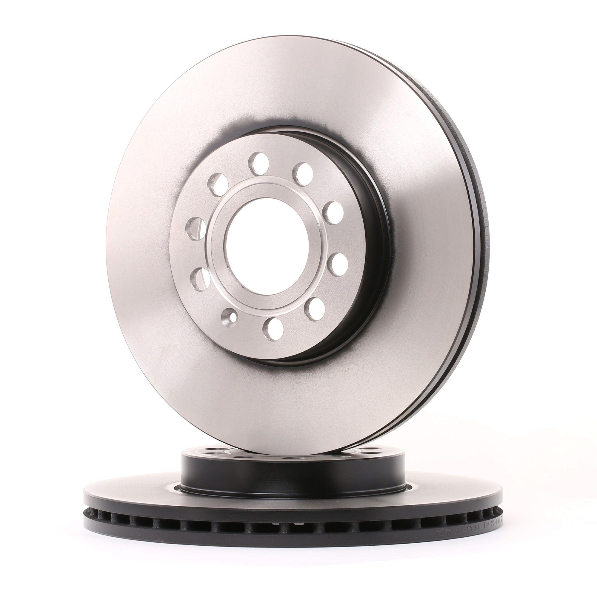 Achetez Disque de frein TRW DF4295 (Ø: 288mm, Nbre de trous: 9, Épaisseur du disque de frein: 25mm) à un rapport qualité-prix exceptionnel