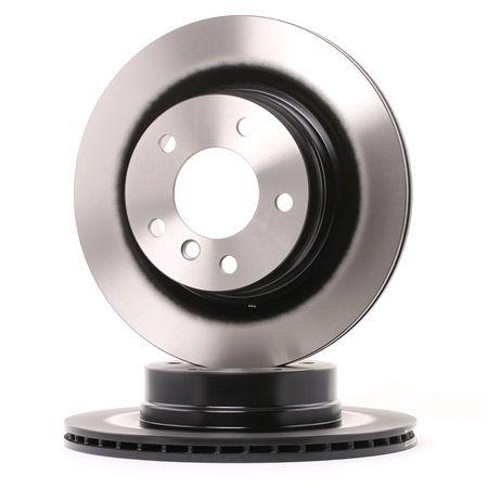 TRW Disco de freno DF4450