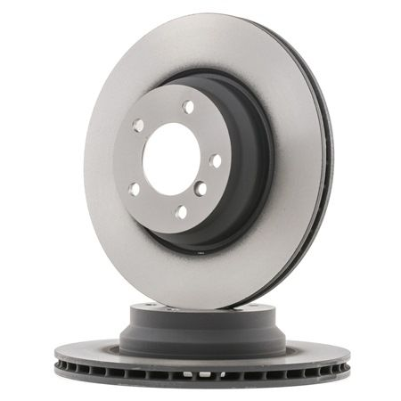 TRW Brake Disc DF4460S