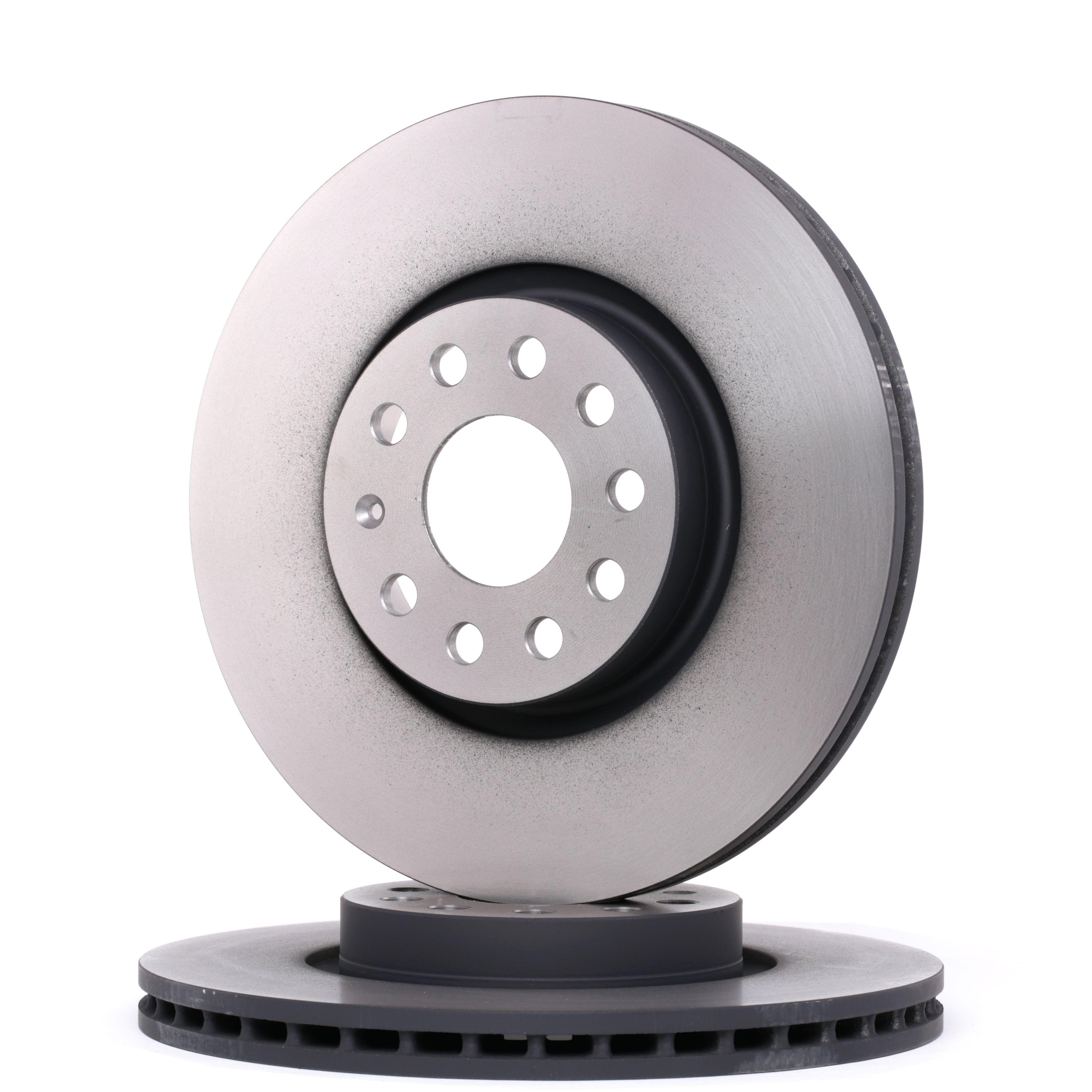 Pirkti DF4464S TRW ventiliuojama, nudažyta Ø: 312mm, angų skaičius: 9, stabdžių disko storis: 25mm Stabdžių diskas DF4464S nebrangu