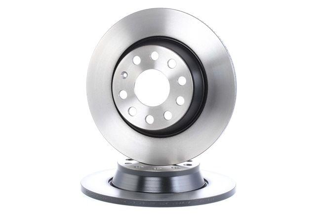 TRW stabdžių diskas DF4558