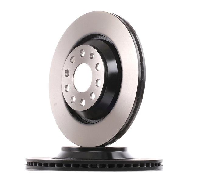 TRW Brake Disc DF4754