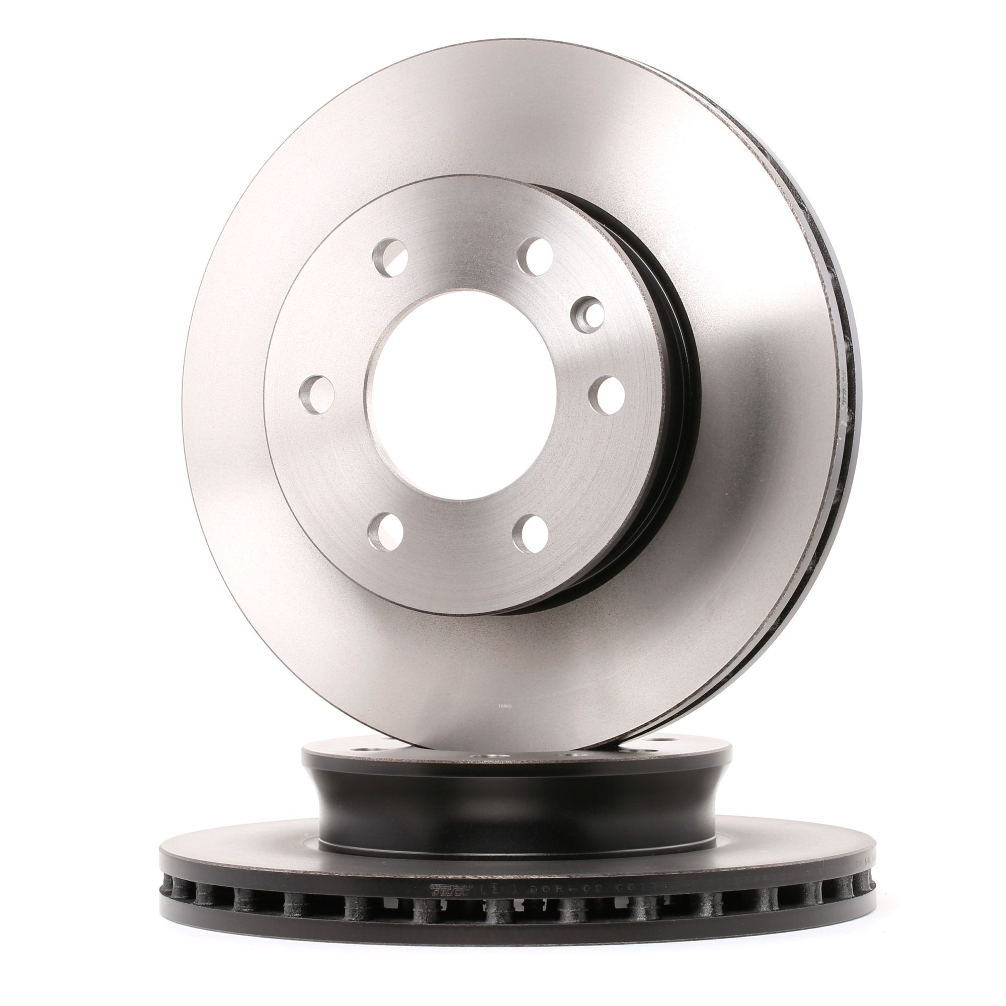 Achetez Disque de frein TRW DF4822S (Ø: 300mm, Nbre de trous: 6, Épaisseur du disque de frein: 28mm) à un rapport qualité-prix exceptionnel