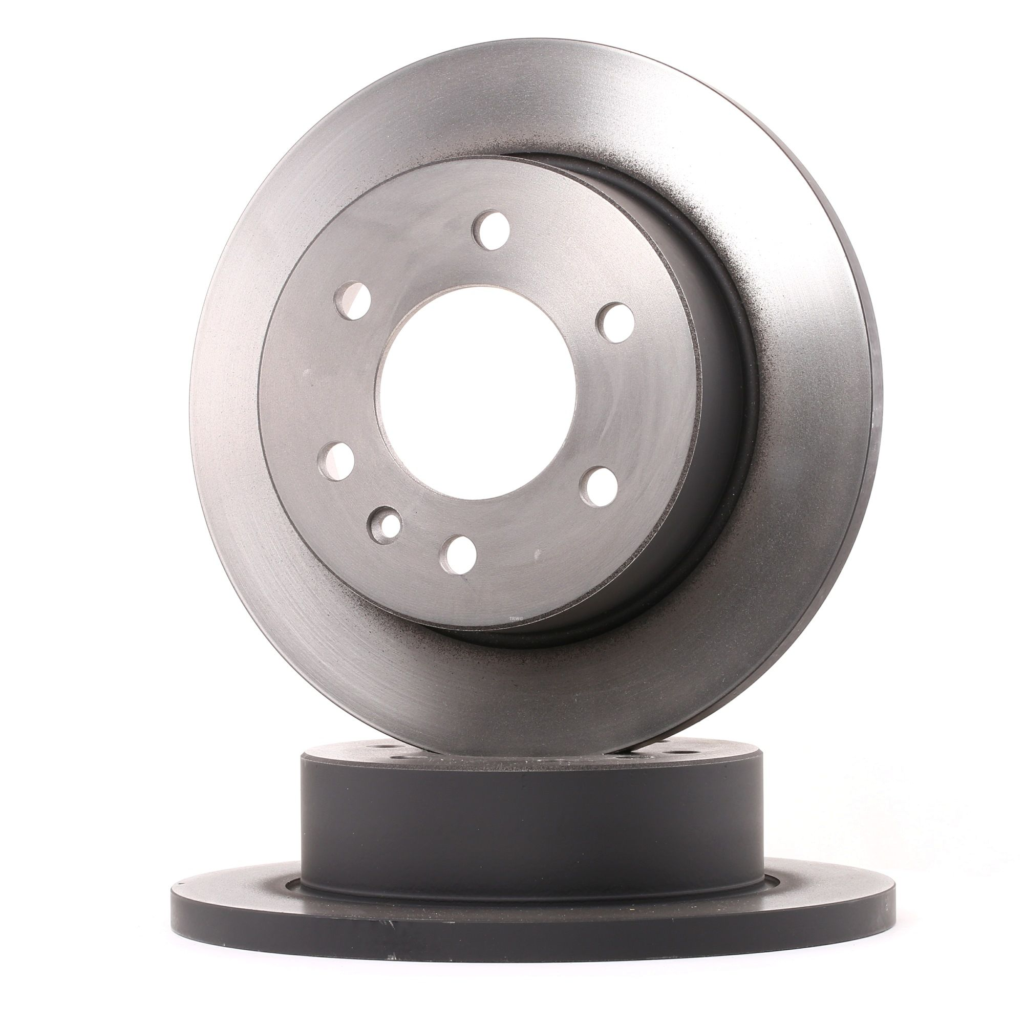 DF4823S TRW Voll, lackiert Ø: 298mm, Lochanzahl: 6, Bremsscheibendicke: 16,3mm Bremsscheibe DF4823S günstig kaufen