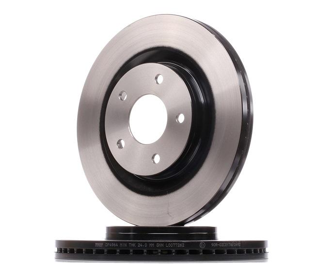 Bremsscheibe DF4964 — aktuelle Top OE 40206 JD00B Ersatzteile-Angebote