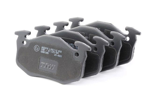 Bremsbelagsatz, Scheibenbremse GDB1305 — aktuelle Top OE 425442 Ersatzteile-Angebote