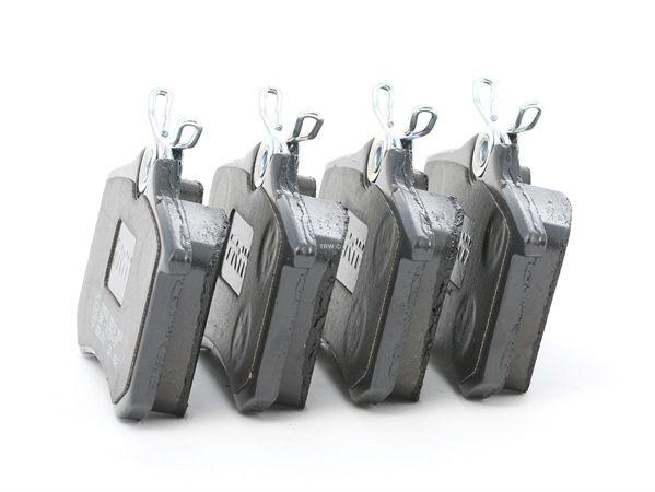 Комплект спирачно феродо, дискови спирачки GDB1330 за CITROËN ниски цени - Купи сега!