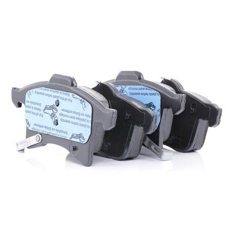 23844 TRW COTEC preparado para indicador de aviso de desgaste, com acessórios Altura 1: 76,0mm, Altura 2: 70,7mm, Espessura 1: 19,5mm, Espessura 2: 20,3mm Jogo de pastilhas para travão de disco GDB1668 comprar económica