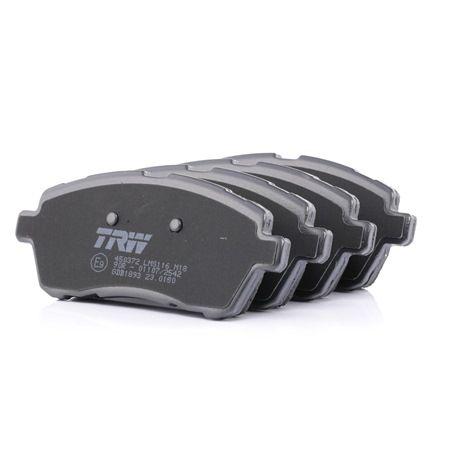 TRW Brake Pad Set, disc brake