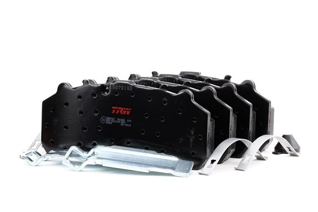 TRW Bremseklodser GDB5067 - køb med 31% rabat