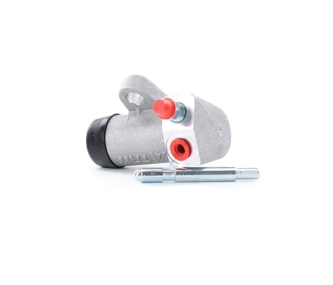 NISSAN JUKE 2016 Nehmerzylinder Kupplung - Original TRW PJD223 Ø: 19mm