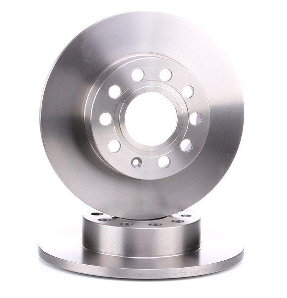 Bremsscheibe V10-40070 — aktuelle Top OE 1K0615601AC Ersatzteile-Angebote