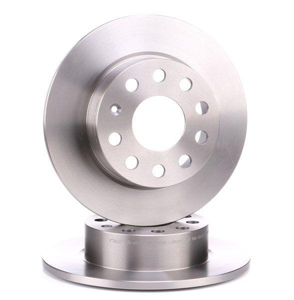 Bremsscheibe V10-40077 — aktuelle Top OE 5C0 615 601 Ersatzteile-Angebote