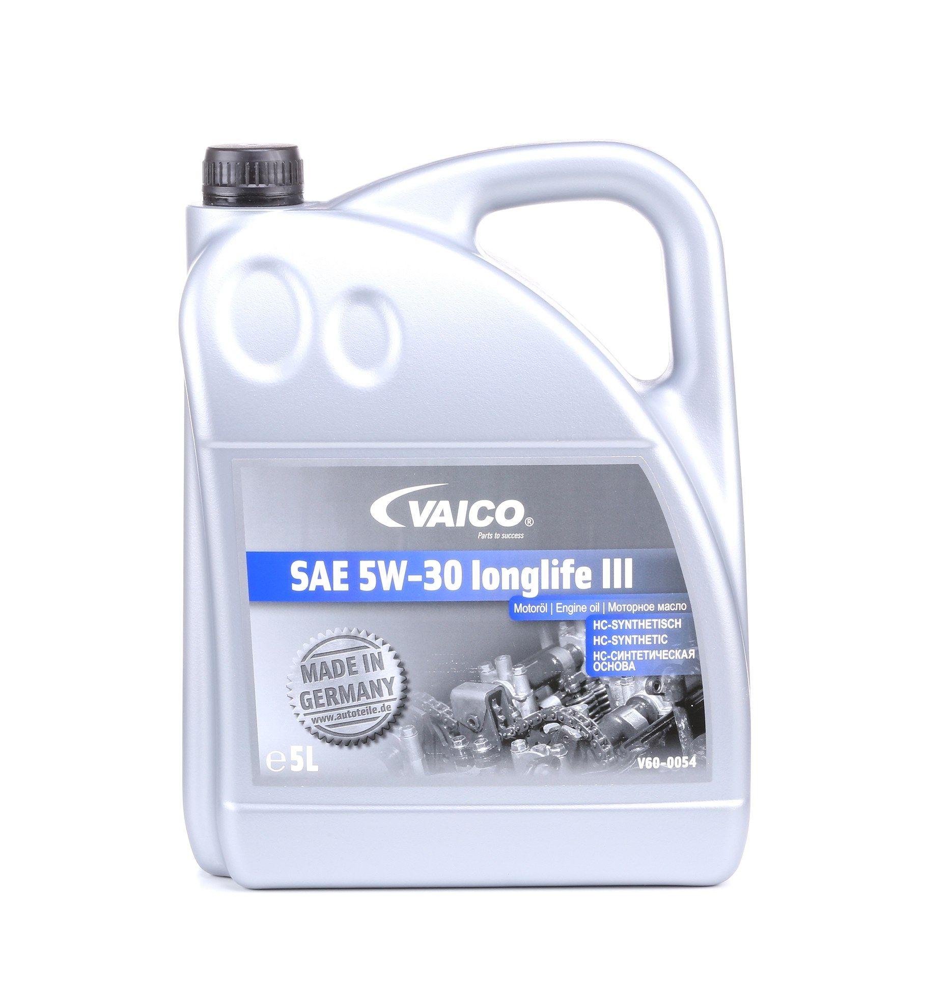 Motorenöl VAICO V60-0054
